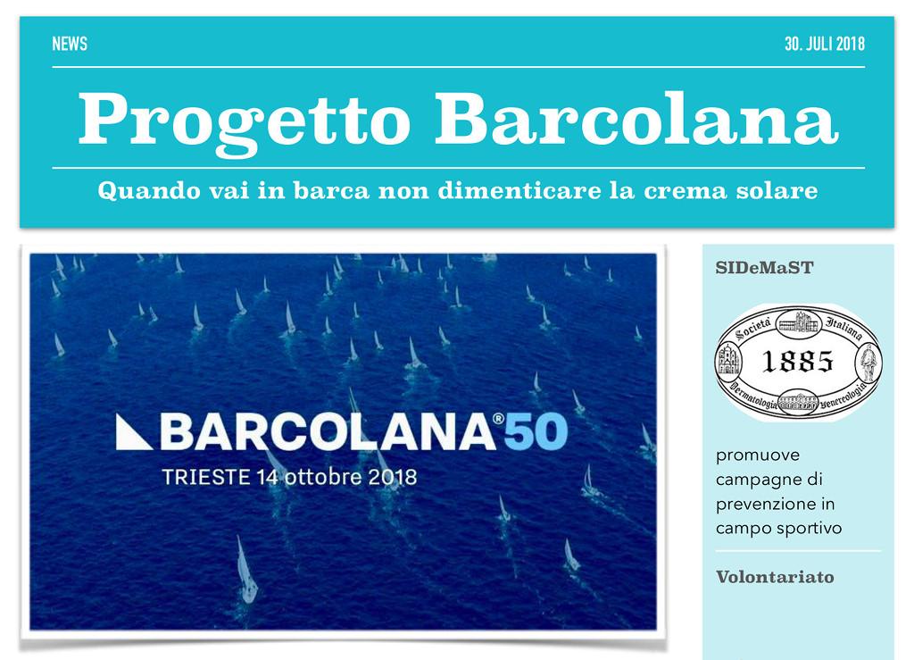 Progetto La Barcolana