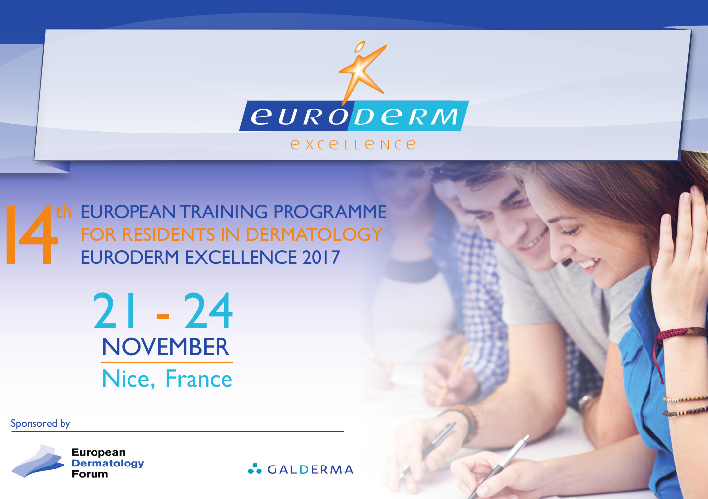 14th Edition of Euroderm Excellence Training Programme
