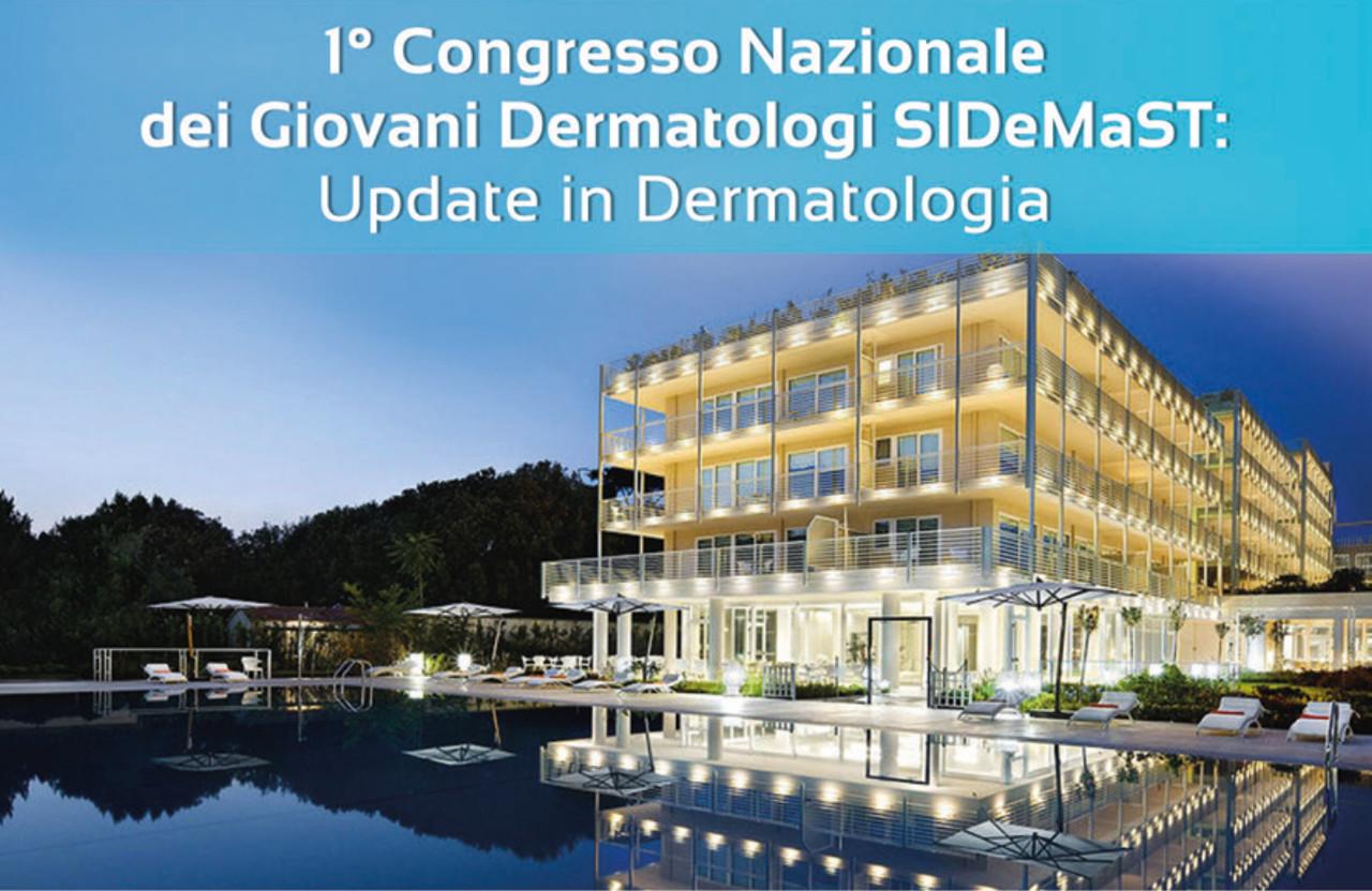 1° Congresso Nazionale dei Giovani Dermatologi SIDeMaST