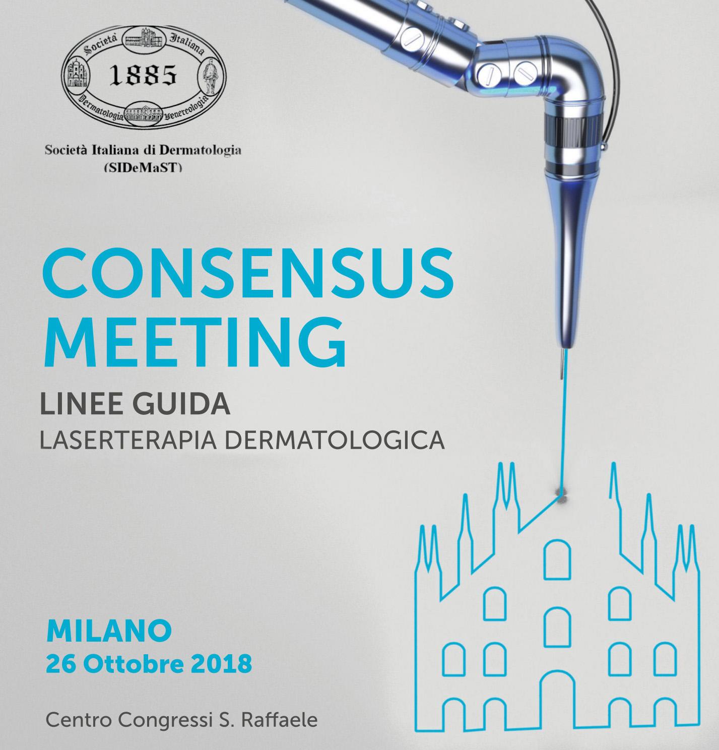 Consensus Meeting in Laserterapia