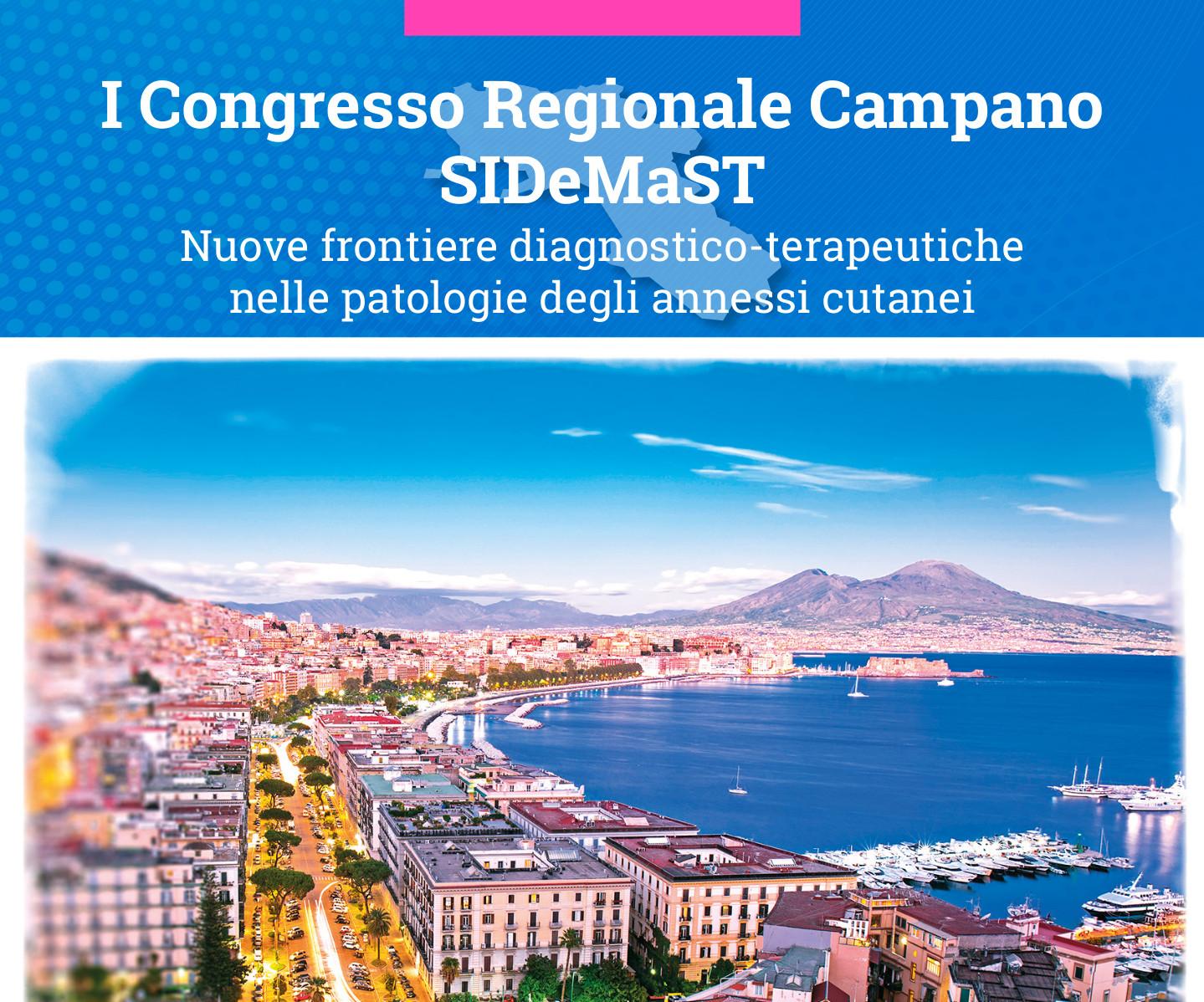 SIDeMaST - I Congresso Regionale Campano