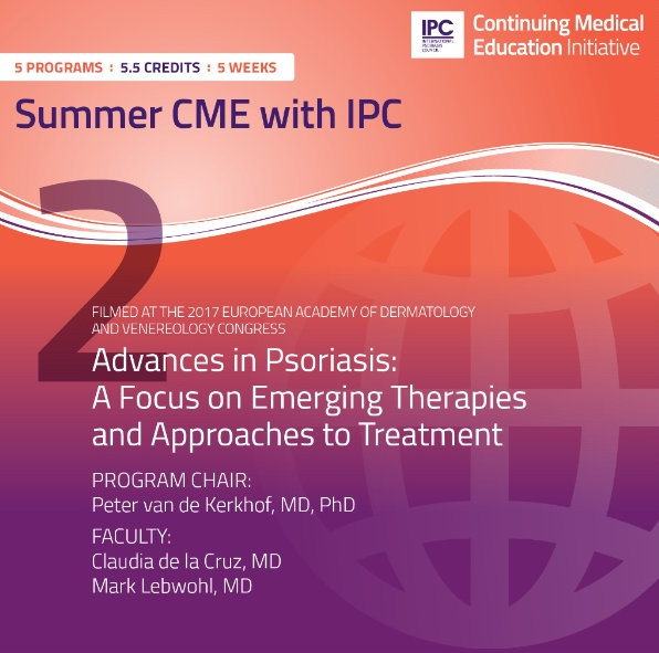 Advances in Psoriasis: A Focus on Emerging Therapies